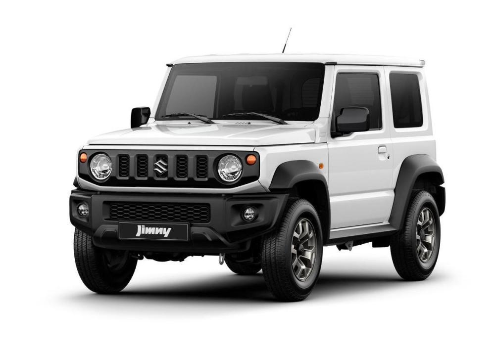 2019-Suzuki-Jimny-white